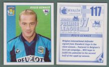 Coventry City Regis Genaux Belgium 117